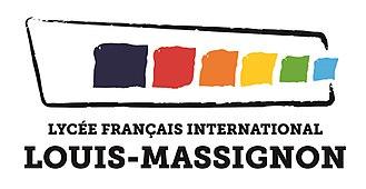 Lycée français international Louis-Massignon - Image: Lycée français international Louis Massignon Logo