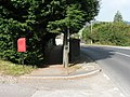 Lyme Regis, postbox No. DT7 49, Uplyme Road - geograph.org.uk - 983294.jpg