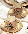 Lyndon Johnson administration teacup - original - Richard Nixon Presidential Library and Museum.jpg