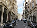 Lyon 2e - Rue Clotilde Bizolon direction Saône (mars 2019).jpg
