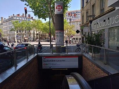 Peri Comment À Lyon3e Aller Guillotiere Arrondissement Gabriel QrWdCBoEex