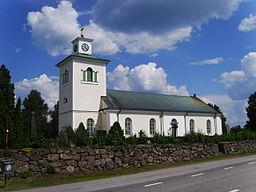 Målilla-Gårdveda kirke