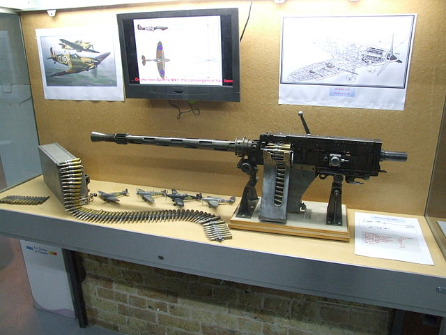 Colt-Browning M2 cal 50 (12,7 mm)