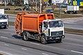 MAZ vehicle, Minsk (March 2020) p017.jpg