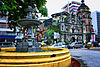 Plaza San Lorenzo Ruiz fronts the Binondo Church