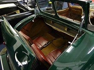 "Triumph Roadster - Image: MKE 131 1949 Triumph 2000 Roadster ""Dicky Seats"" 5499276798"