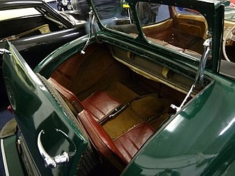 "Triumph Roadster - Image: MKE 131 1949 Triumph 2000 Roadster ""Dicky Seats"" 5499276798"