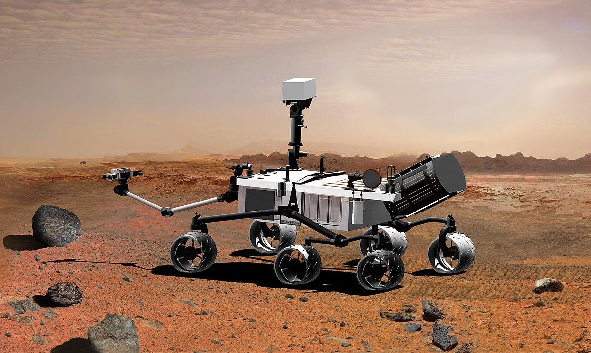 mars rover gewicht - photo #9