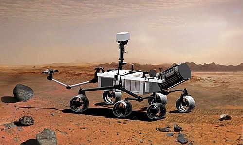 火星科学实验室(Mars Science Laboratory),是美国国家航空航天局火星探索计划,其主要利用火星探测车。