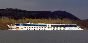 A-ROSA Flussschiff - Image: MS A Rosa Mia