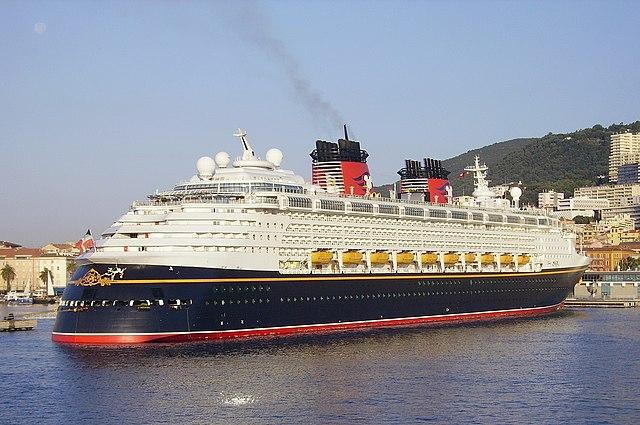 File Ms Disney Magic Ajaccio Jpg Wikimedia Commons