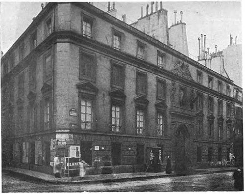 LE CONSERVATOIRE NATIONAL DE MUSIQUE ET DE DÉCLAMATION