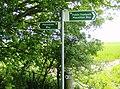 Macmillan Way signpost - geograph.org.uk - 490283.jpg