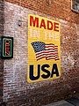 Made In The USA Sign, Brevard, NC (32794837698).jpg