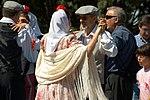 Chulapos bailando chotis, Madrid