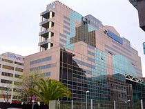 Madrid - Sede del diario La Razón (calle Josefa Valcárcel 42) 2.JPG