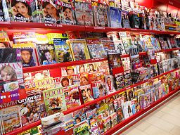 Magazines in Prague DSCN5008