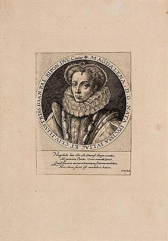 Magdalene of Jülich-Cleves-Berg - Image: Magdalena von Jüloch Kleve Berg