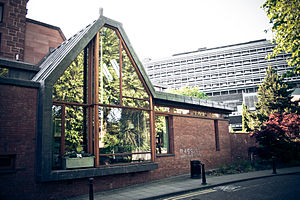 Maggie's Centres - Maggie's Centre in Glasgow, designed by Page\Park Architects