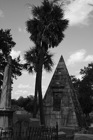 Magnolia Cemetery (Charleston, South Carolina) - Image: Magnolia Cemetery Charleston