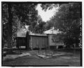 Magnolia Plantation, Overseer's House, LA Route 119, Natchitoches, Natchitoches Parish, LA HABS LA,35-NATCH.V,2-C-8.tif
