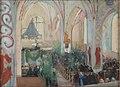 Magnus Enckell - Midsummer Day Service in Lohja Church.jpg