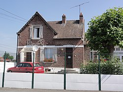 Magny-la-Fosse (Aisne) mairie.JPG