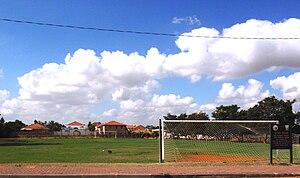 מגשימים מגרש כדורגל- The Soccer Field
