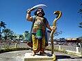 Mahishasura, Chamundi Mysore.jpg