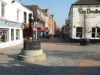 Maidenhead - Maidenhead High Street
