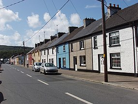 Main street of Portlaw - geograph.org.uk - 1487470.jpg