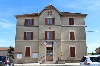 Dompierre-sur-Veyle Commune in Auvergne-Rhône-Alpes, France
