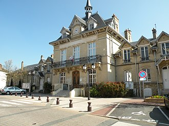 Cergy - Town hall