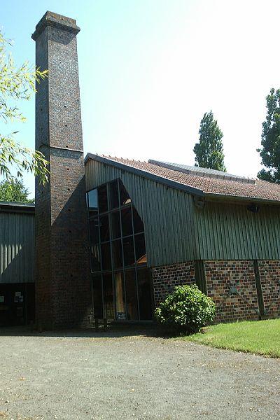 Maison de la brique, Saint-Martin-d'Aubigny
