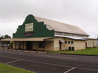 Malanda, Queensland - Majestic Theatre
