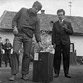 Makád, az 1971-es országgyűlési választások idején. Fortepan 47015.jpg