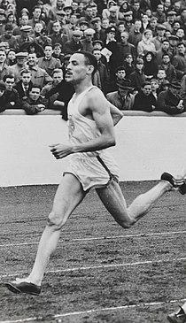 Mal Whitfield USA Athlete, Olympic Games, London, 1948.jpg