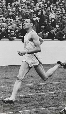 Mal Whitfield USA Athlete, Olympic Games, London, 1948.jpg