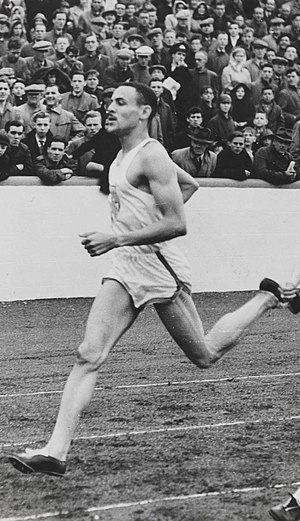 Mal Whitfield - Whitfield at the 1948 Summer Olympics.