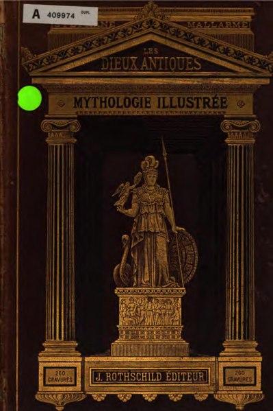File:Mallarmé - Les Dieux antiques.djvu
