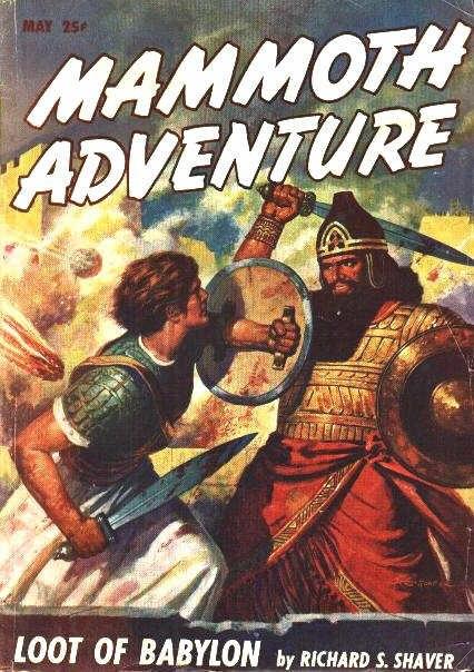Mammoth adventure 194705