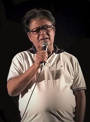 Mamunur Rashid - Mamunur Rashid at Rajshahi College (Feb, 2017)