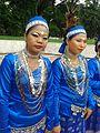Mandi (Garo) Dancer(s), Indigenous People's Day, 2014, Dhaka, Bangladesh © Biplob Rahman-8.jpg