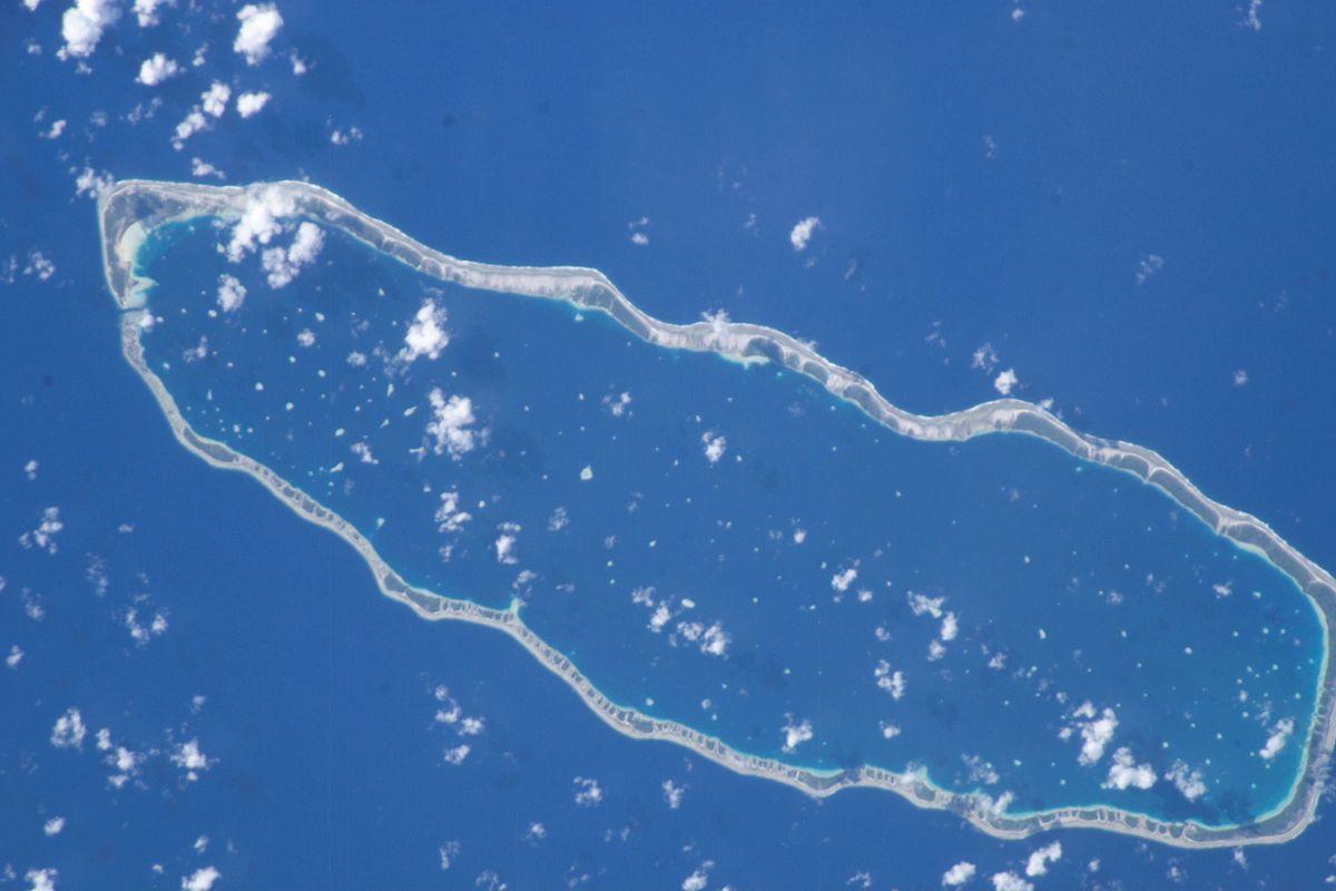 atoll-manihi