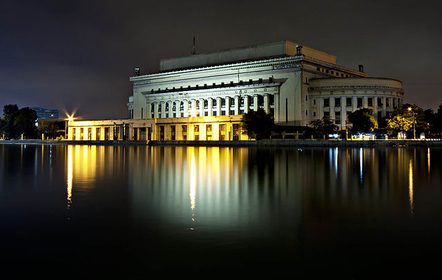 10th place: Manila Central Post Office by the Pasig River, by Corteco8