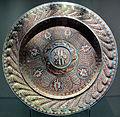 Manises, bacile con arme, 1450-1500 ca. 2.JPG