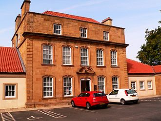 Normanby, Redcar and Cleveland - Normanby House is now known as the Manor House and serves as a doctors' surgery.