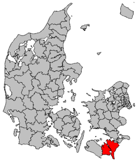 Guldborgsund Municipality Municipality in Region Zealand, Denmark