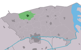 Location of Ternaard