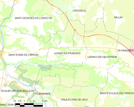 Map commune FR insee code 12022.png
